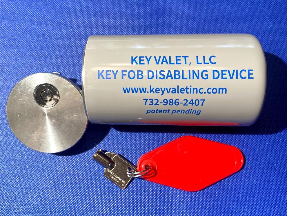 Key Valet Key Fob